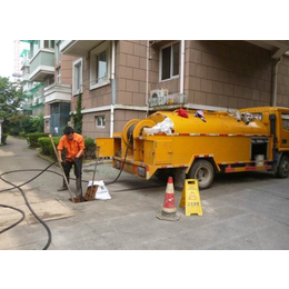 上海松江区疏通管道 下水道疏通 清理化粪池