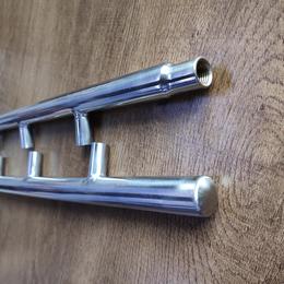 卡压式不锈钢分水器 不锈钢管件 可定做