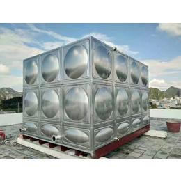 不锈钢消防水箱304厂家直销方形保温水箱定制做缩略图