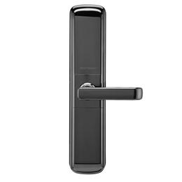 多特A6L-P滑盖黑色指纹锁