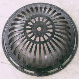 铸铁圆形溢流井盖 城市专用溢流井篦 雨水溢流口篦子