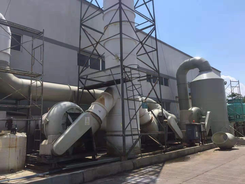 工业废气处理方法