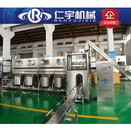 新型桶装水灌装机 桶装水qy8千亿国际 大桶水灌装机 5加仑灌装机
