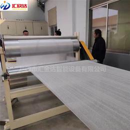 105型珍珠棉发泡布设备 汇欣达EPE珍珠棉发泡布生产线