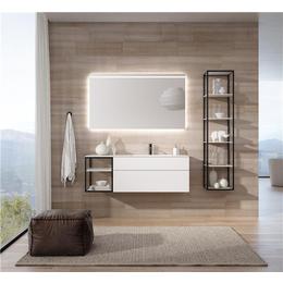 零甲醛全铝浴室柜-宜铝香家居现货充足-零甲醛全铝浴室柜好处