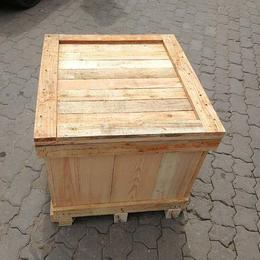 山东青岛胶南木质包装箱厂家定制胶合板包装箱 造型美观