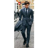 西装 | 真男人要有,5款必备西装款式