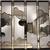 家庭客厅装饰不锈钢屏风供应古铜色不锈钢花格屏风缩略图2