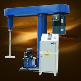 厂家直销分散机变频搅拌机液压防爆混合机化工荷荷芭油匀浆机