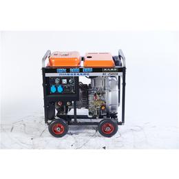 移动焊接250A内燃发电电焊机