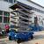 18米全自行升降机 都江堰市电动液压升降平台 升降车 举升机缩略图1