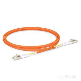 信联光纤跳线LC-LC多模双工跳线
