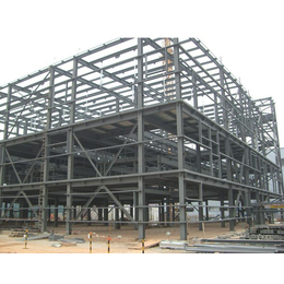 轻钢厂房  工程案例