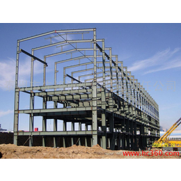 钢结构件厂家  直供各类高层建筑厂房缩略图