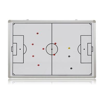 足球比赛训练黑板