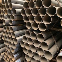 管材厂家热销焊管黑铁 q235型号 欢迎致电