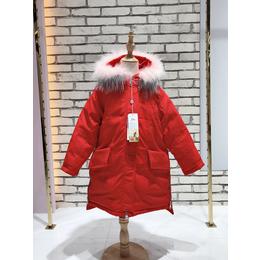 當季新款羽絨服 品牌童裝折扣批發 品牌童裝拿貨渠道一手貨源