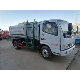 城市生活垃圾运输车-10吨垃圾专用车-10立方垃圾清运车价格
