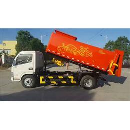 一辆能装12吨13吨清运污泥车-拉14吨污泥运输车售价说明