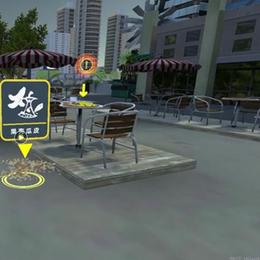 炫境品牌互动体验式体验VR垃圾分类科普产品