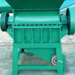 废旧编织袋破碎机定制-辽源废旧编织袋破碎机-圣欣机械