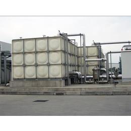 水箱-仙圆不锈钢水箱厂家-水处理水箱