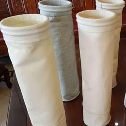 厂家批发除尘器布袋骨架 常温耐高温防静电涤纶除尘布袋滤袋定制