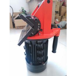 手提式强力平板倒角机 直销手提式钢板倒角机买值了