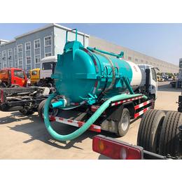 郑州高压清洗车公司- 湖北润力汽车-下水管道高压清洗车公司