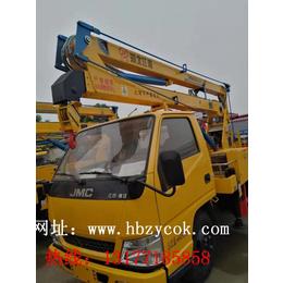 白山高空作业车种类总代直销 亚博国际版高空作业车价格供应商推荐