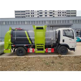 载重8吨收集剩饭剩菜泔水垃圾车价格