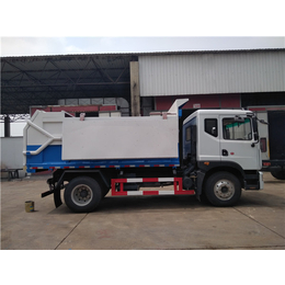 养殖业运输车-拉15立方畜禽粪便运输车产地