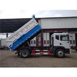 12方载重8吨10吨污粪干粪湿粪污运输车厂家