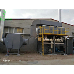 廠家直銷 塑料加工廢氣處理設備 塑料廢氣處理設備