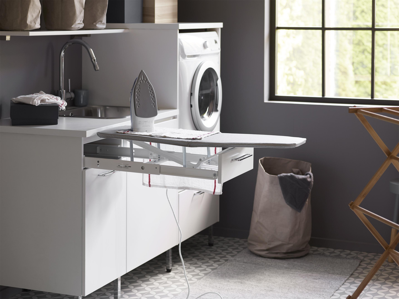 板式定制洗衣房