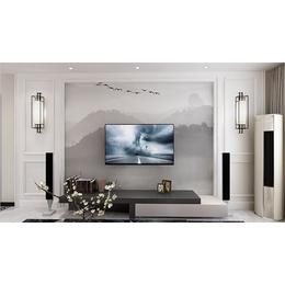 烟台蜜橙装修(图)-烟台房屋装饰设计-烟台三室两厅装饰设计