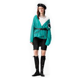 歐伊力19春裝品牌折扣女裝尾貨快手淘寶直播一手女裝貨源