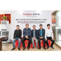 九江開發區消防大隊領導蒞臨公司指導智慧消防聯網工作
