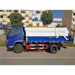 养殖场购买5?#32622;?#23553;污泥粪污垃圾运输车