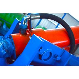 废铁丝压块机-青海废铁压块机-力锋机械生产厂家