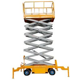 18米全自行升降机 野外施工高空作业车 升降车 举升机