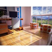 看了这个,你就知道客厅该铺瓷砖还是地板!