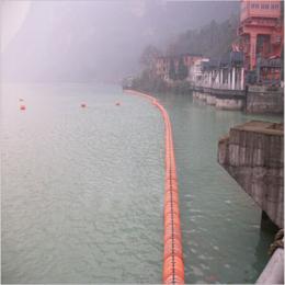 水电站专用环保高强度塑料材质防冲毁拦漂浮物塑料浮体