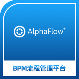 微宏AlphaFlow BPM业务流程管理平台