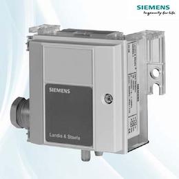 西门子微压差传感器QBM3020-1差压变送器