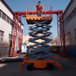 18米升降机 全自行升降机 高空维修升降平台 升降车设计