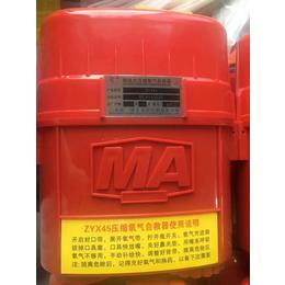供应ZYX45型压缩氧自救器