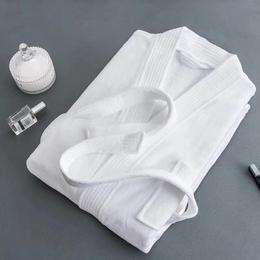 颂琪五星级酒店加厚浴袍 纯棉割绒浴袍 美容SPA温泉浴袍