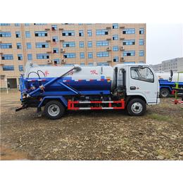能拉8吨容积8方粪污干粪湿粪运输车报价