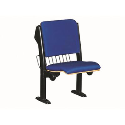 手动翻转布艺软座椅